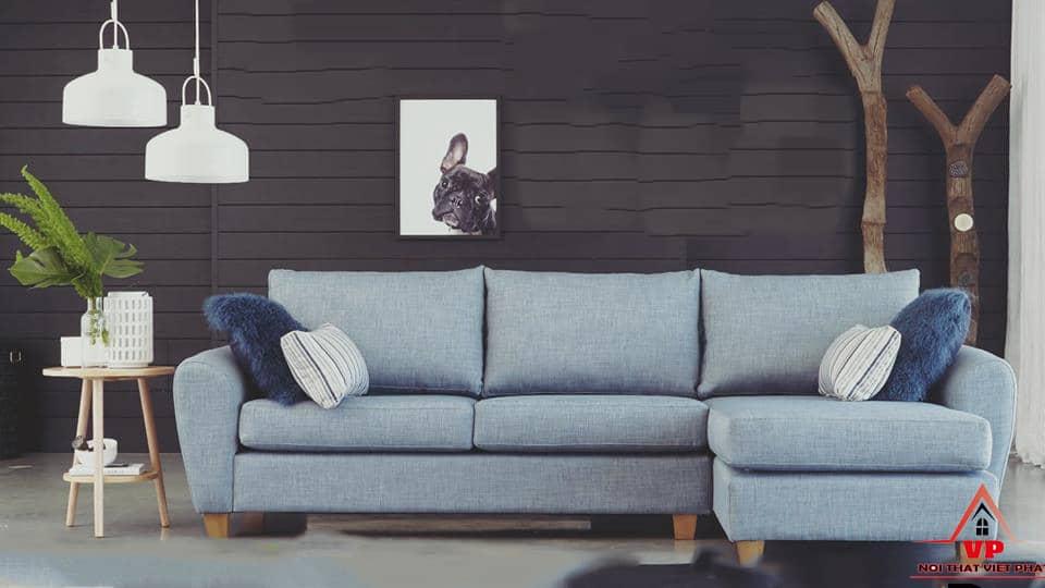 Vệ Sinh Sofa Vải Bố