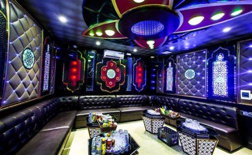 Ghế Sofa Karaoke Cao Cấp - Mã K04