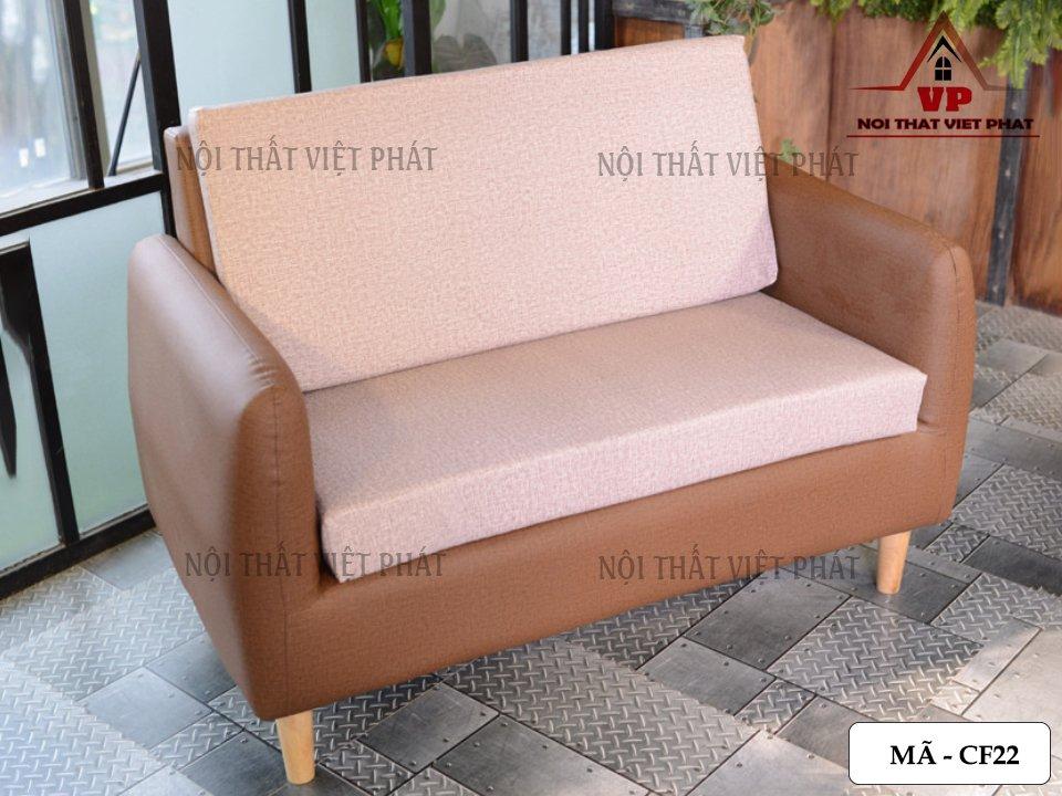 Bàn Ghế Cafe Giá Rẻ TPHCM - Mã CF22-1