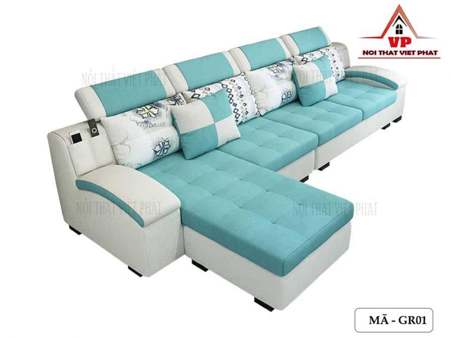 Bàn Ghế Sofa Đẹp Giá Rẻ - Mã GR01