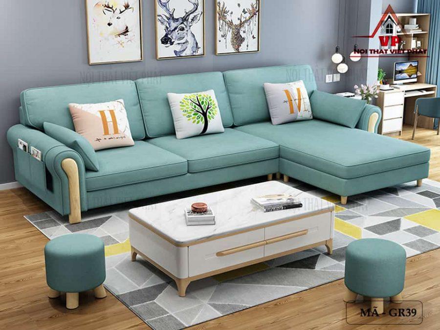 Bộ Bàn Ghế Sofa Giá Rẻ - Mã GR39