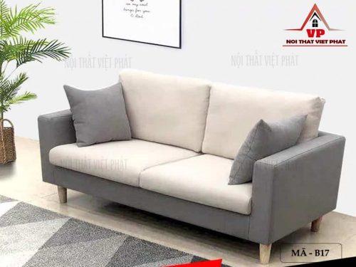 Bộ Ghế Sofa Băng Dài - Mã B17
