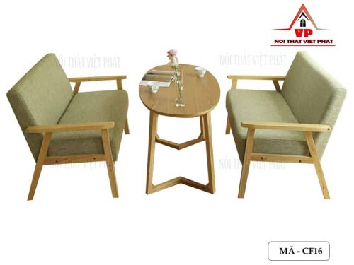 Bộ Sofa Cafe - Mã CF16