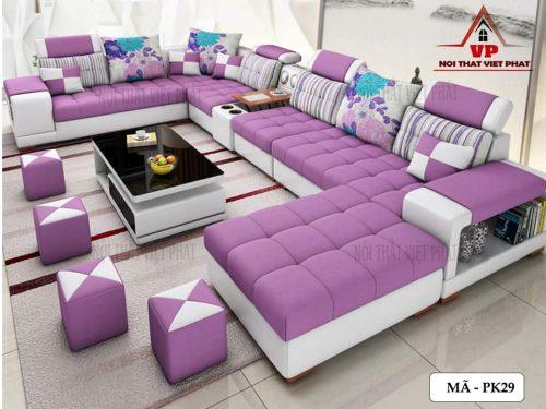 Bộ Sofa Phòng Khách - Mã PK29
