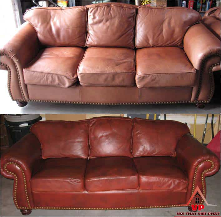 Bọc Lại Ghế Sofa Tại Nhà