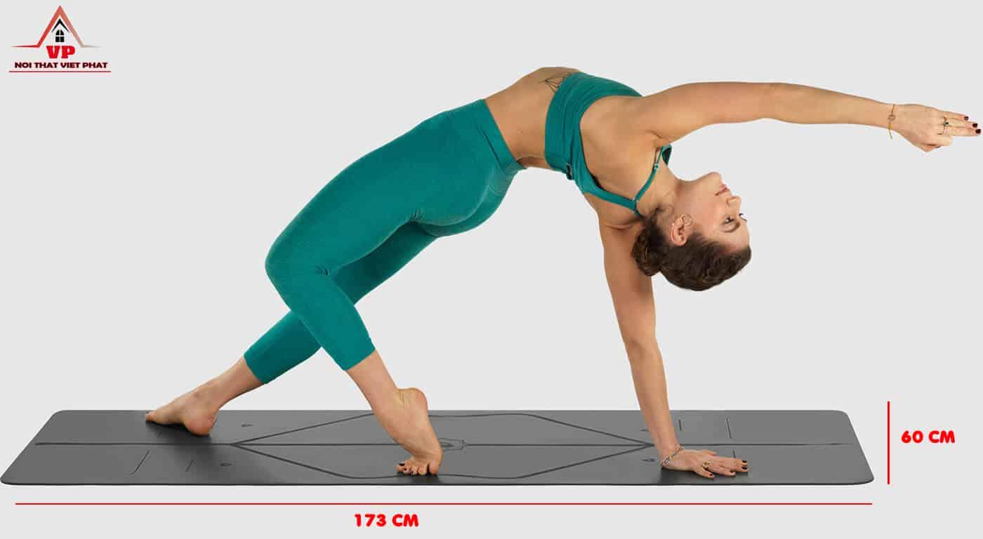 Kích Thước Thảm Yoga