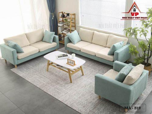 Ghế Sofa Băng Cao Cấp Giá Rẻ- Mã B19