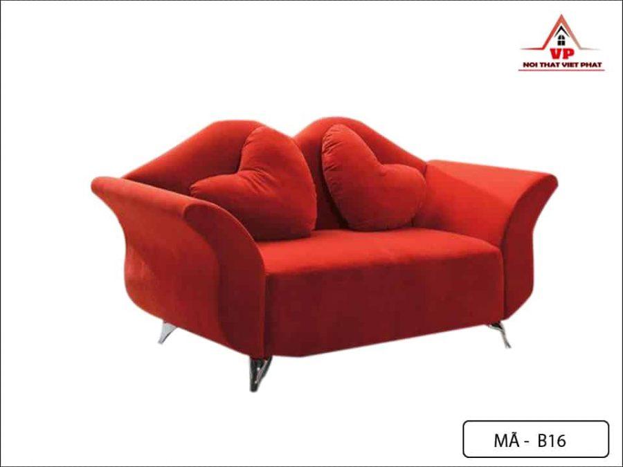Ghế Sofa Băng Đẹp - Mã B16