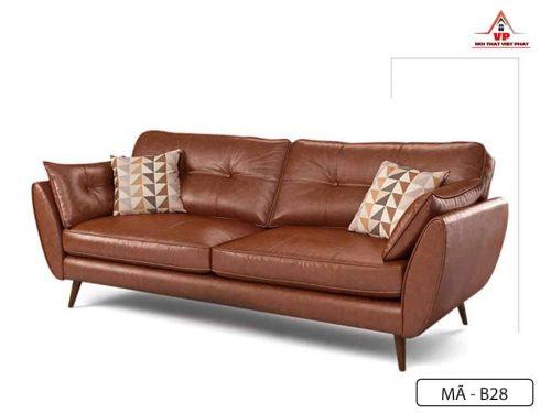 Ghế Sofa Băng Đơn Giá Rẻ - Mã B28