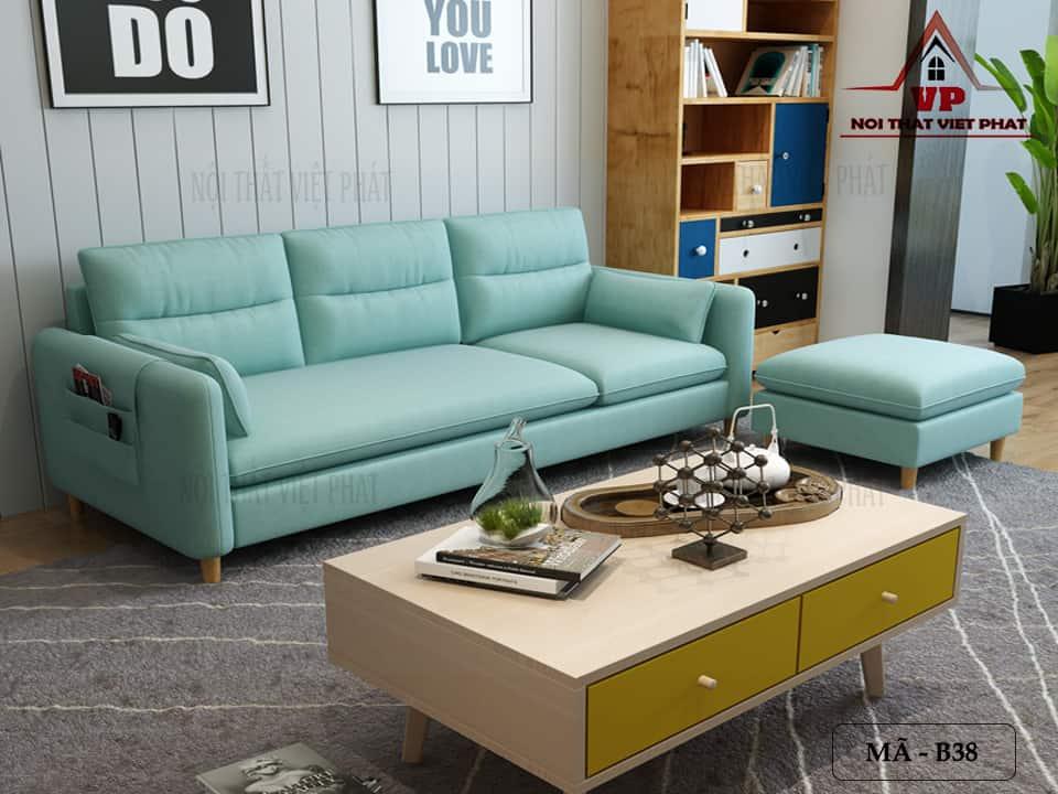 Ghế Sofa Băng Giá Rẻ - Mã B38-2á Rẻ - Mã B38