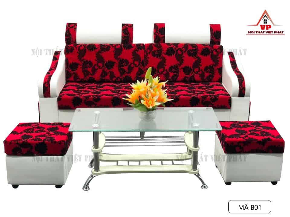 Ghế Sofa Băng Nhỏ - Mã B01