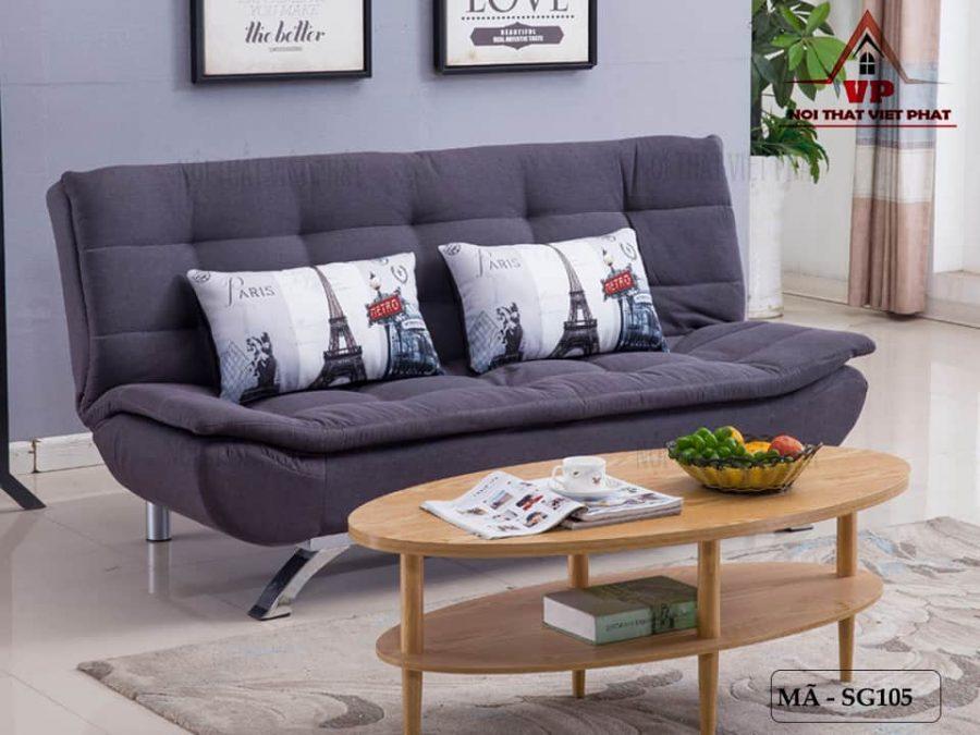Ghế Sofa Bed Đẹp Giá Rẻ - Mã SG105