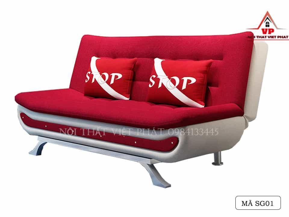 Ghế Sofa Bed Giá Rẻ - Mã SG01