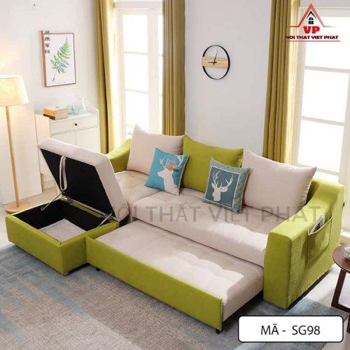 Ghế Sofa Bed Thông Minh - Mã SG98-2