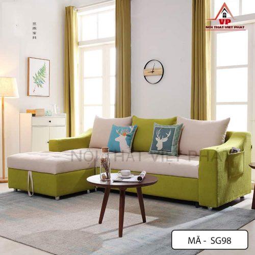 Ghế Sofa Bed Thông Minh - Mã SG98-3