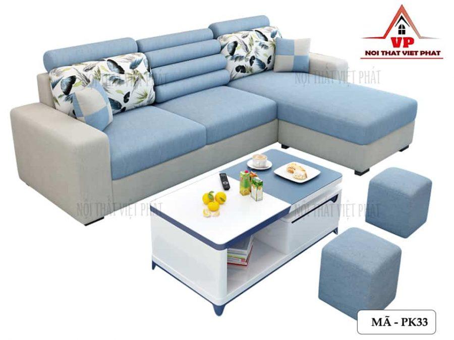 Ghế Sofa Đẹp Cho Phòng Khách - Mã PK33