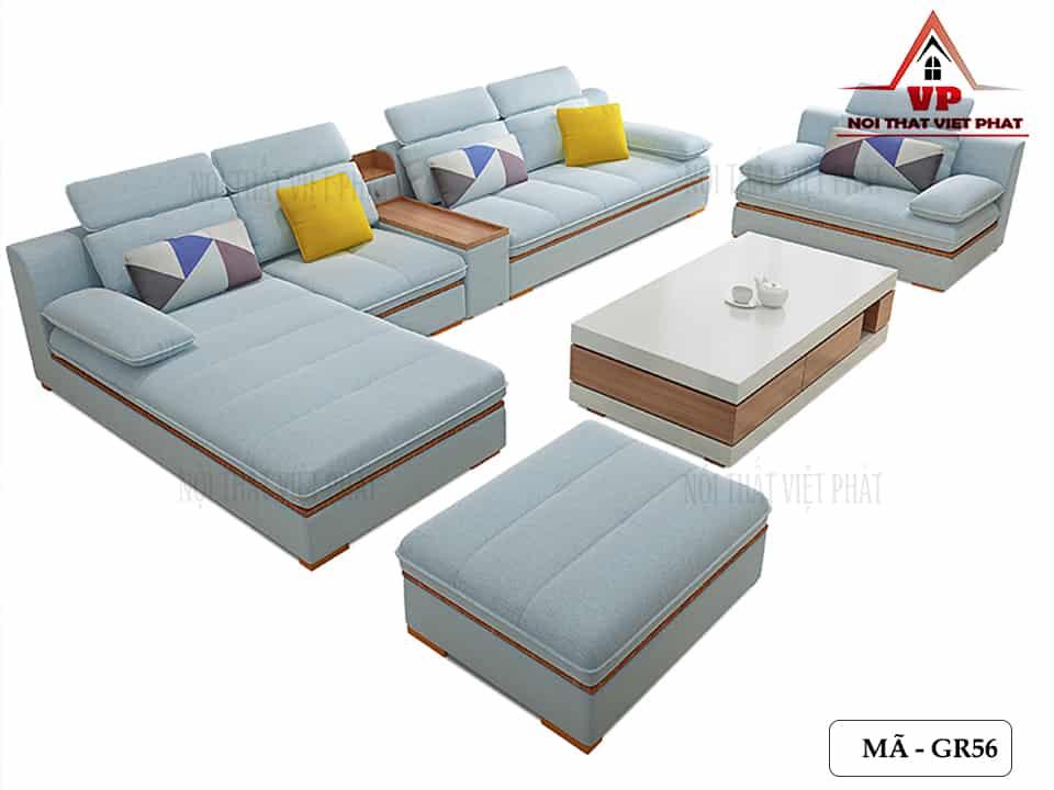 Ghế Sofa Đẹp Giá Rẻ - Mã GR56