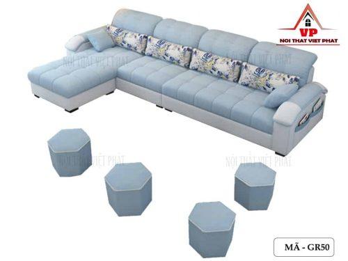 Ghế Sofa Giá Rẻ Đẹp - Mã GR50