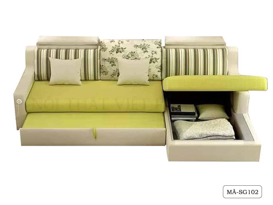 Ghế Sofa Bed Đủ Màu - Mã SG102
