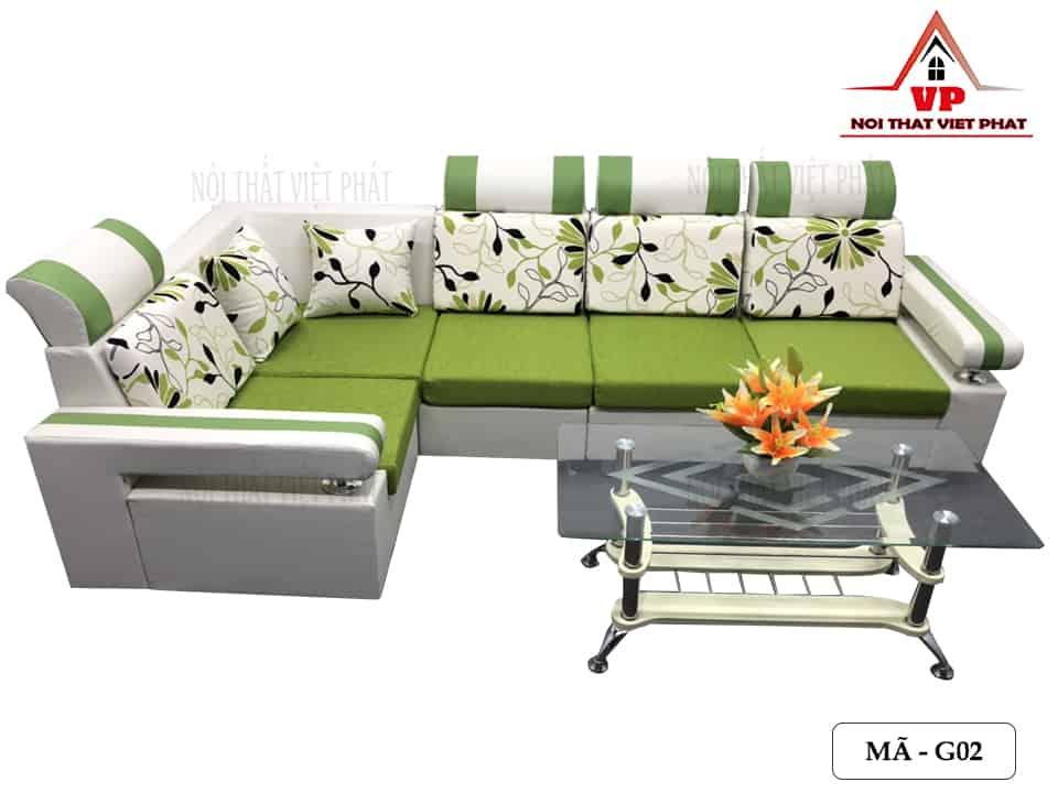 Ghế Sofa Góc Đẹp - Mã G02
