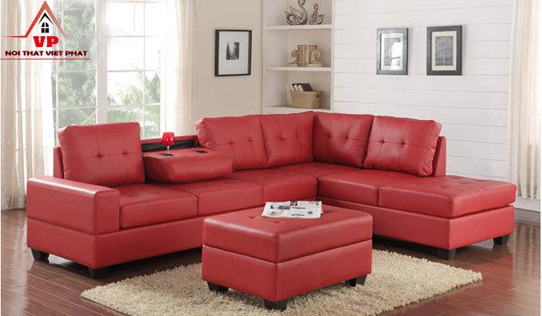 Sofa Góc Bằng Da - Mã G21