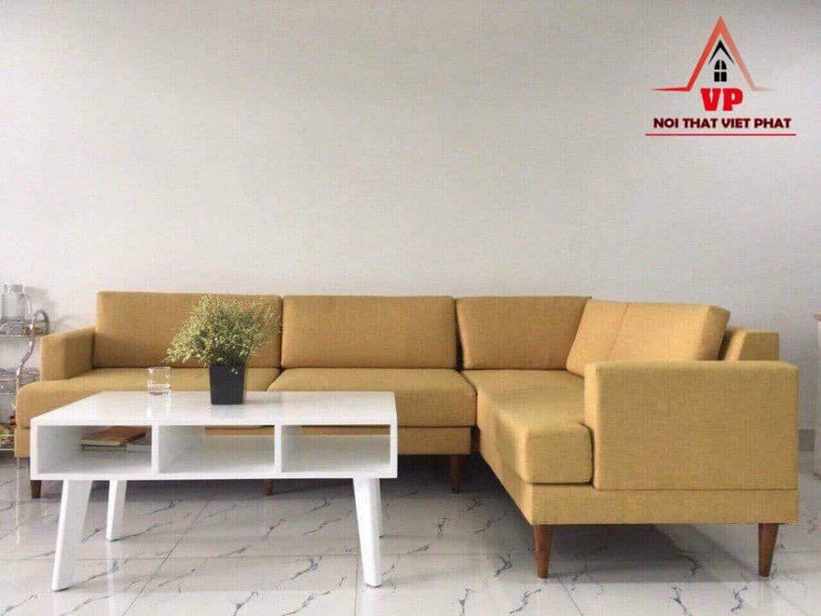 Sofa Góc Vải Nỉ - Mã G25