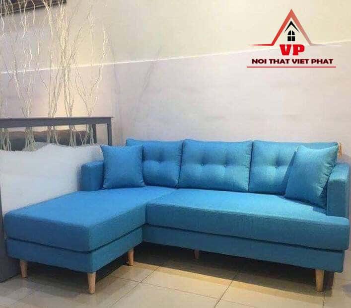 Ghế Sofa Phòng Khách Bọc Vải