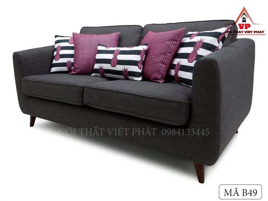 Ghế Sofa Băng Đôi - Mã B49