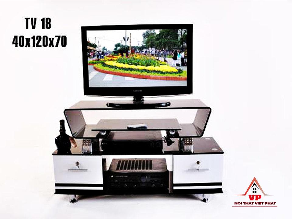 Kệ Ti Vi Gỗ Kiểu - Mã TV18