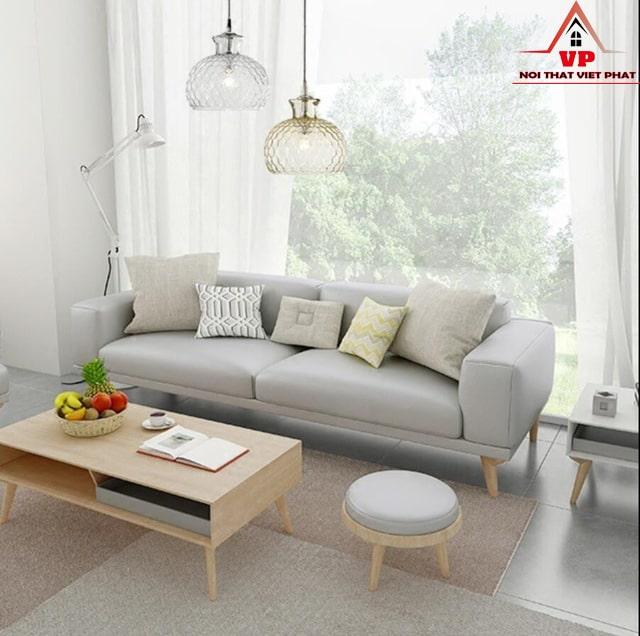 Sofa Cho Phòng Khách Nhà Ống 5m