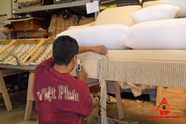 Bọc Ghế Sofa Tại Nhà TPHCM
