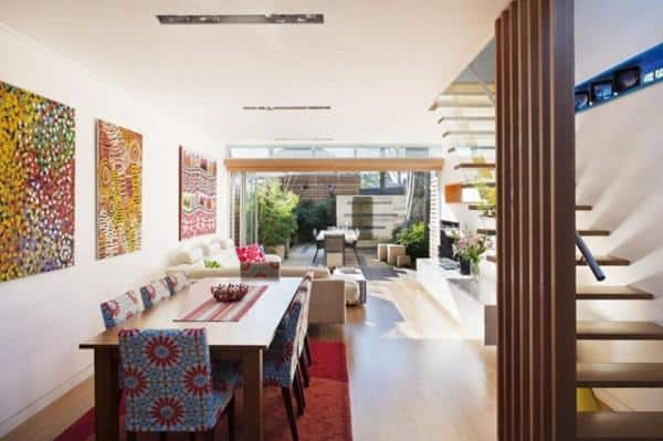 Sofa Phòng Khách Nhà Ống