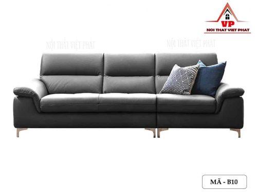 Sofa Băng Da Cao Cấp - Mã B10