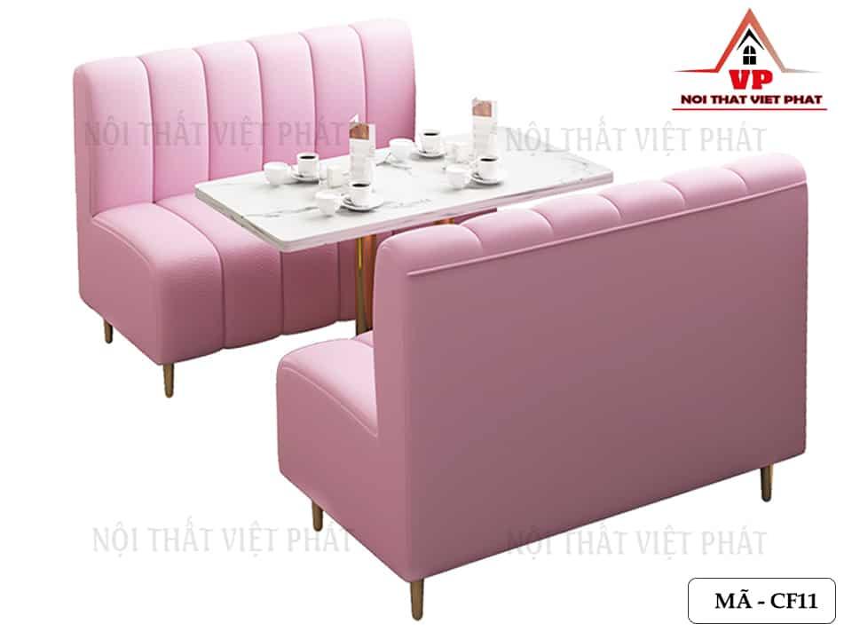Sofa Cafe Chung Cư-Mã CF11