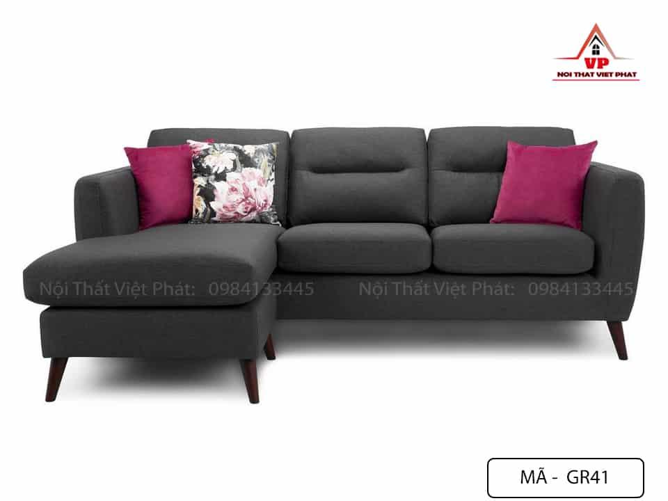 Ghế Sofa Chữ L Giá Rẻ - Mã GR41-2