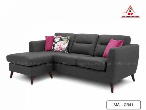 Ghế Sofa Chữ L Giá Rẻ - Mã GR41-3