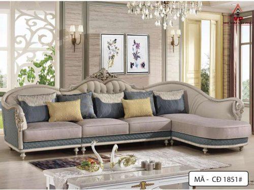 Sofa Cổ Điển Sang Trọng Mã - CĐ1851