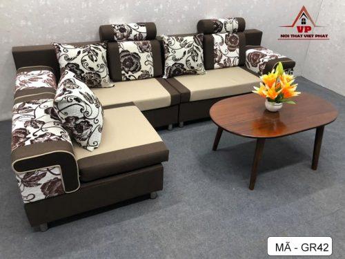 Ghế Sofa Giá Rẻ Đẹp - Mã GR42