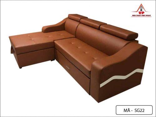 Sofa Giường Đa Năng Cao Cấp - Mã SG22