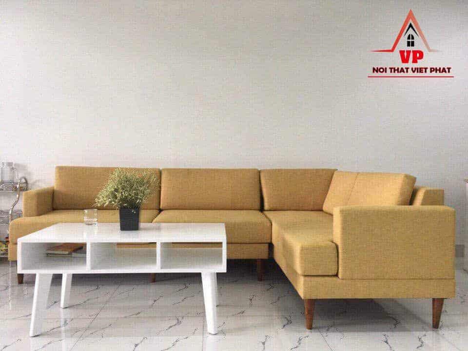 Sofa Góc Chung Cư Đẹp