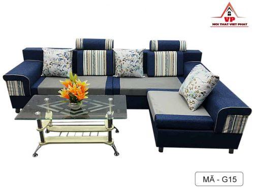 Sofa Góc Phòng Khách - Mã G15