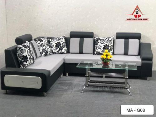 Sofa Góc Mini Giá Rẻ - Mã G08