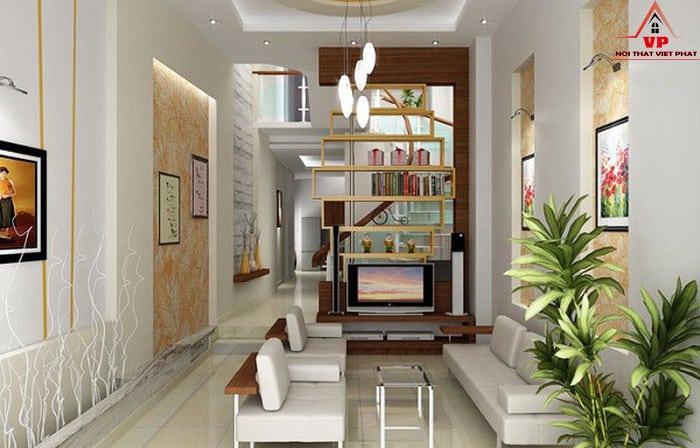 Sofa Cho Phòng Khách Nhà Ống
