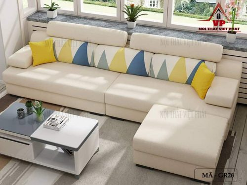 Sofa Vải Giá Rẻ - Mã GR26-1