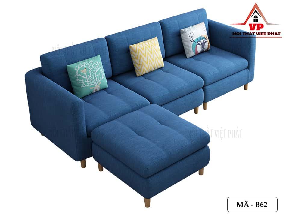 Sofa Băng Nhỏ Đẹp Cho Phòng Khách - Mã B62